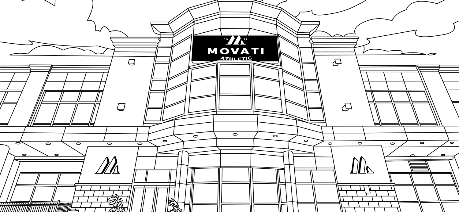 Movati Colouring Pages