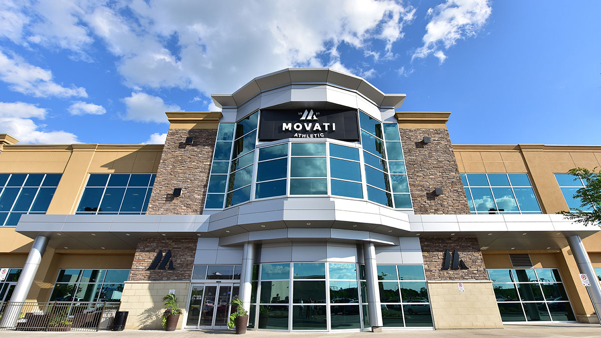 Movati Athletic Waterloo/Kitchener | Fitness that Feels Good