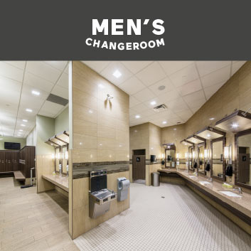 Men's Changeroom