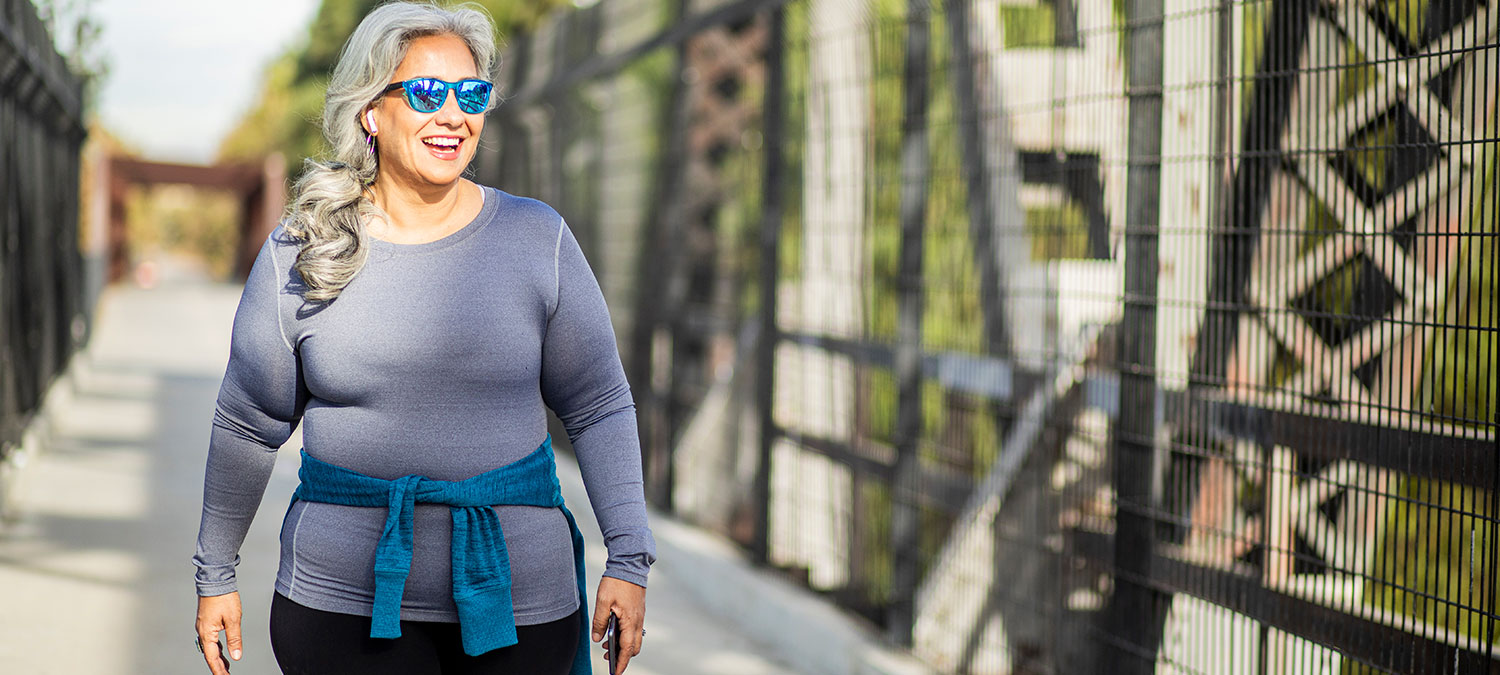 How to dress for an outdoor workout