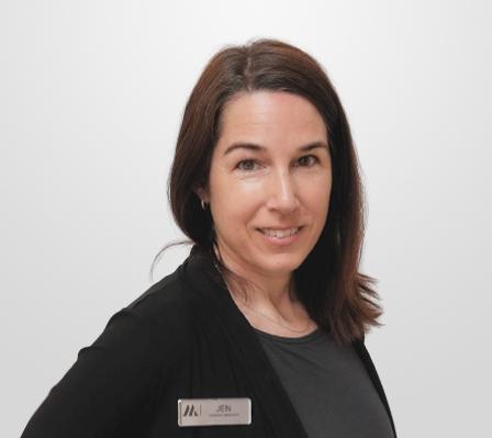 Jen Tyrrell